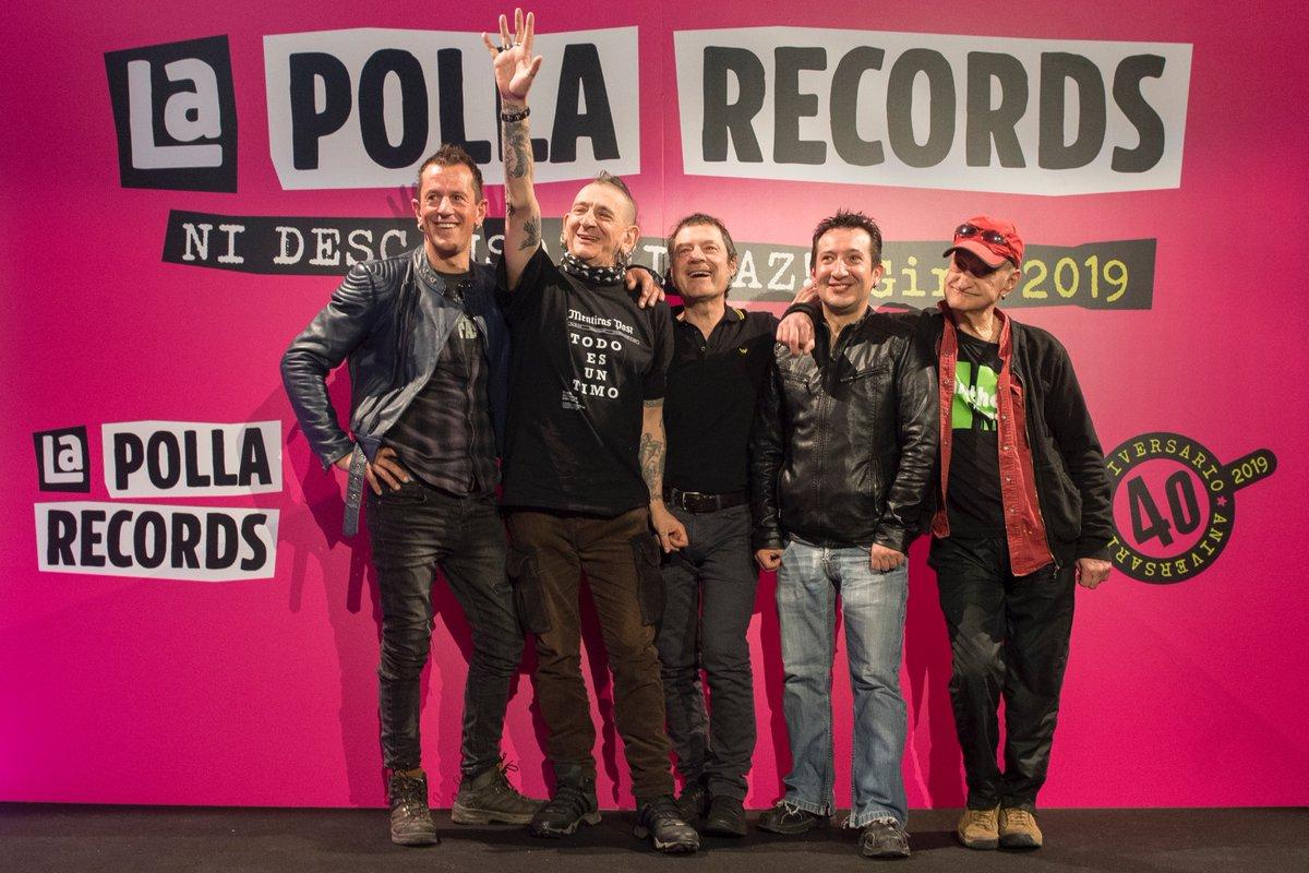 Atzera bueltarik gabe, La Polla Records