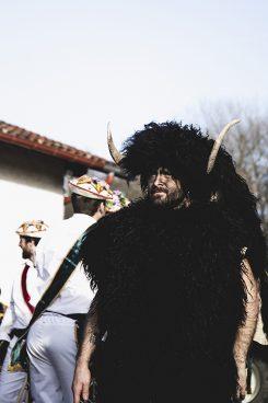 Lapurdiko ihauteak Urruñan bizi-bizirik