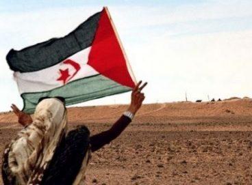 Mendebaldeko Saharako emakumeak