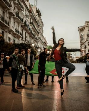 Protesta poetikoaren garra