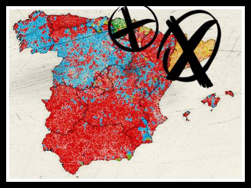 [Infografia] Abertzaleek salbatu dute Espainia?