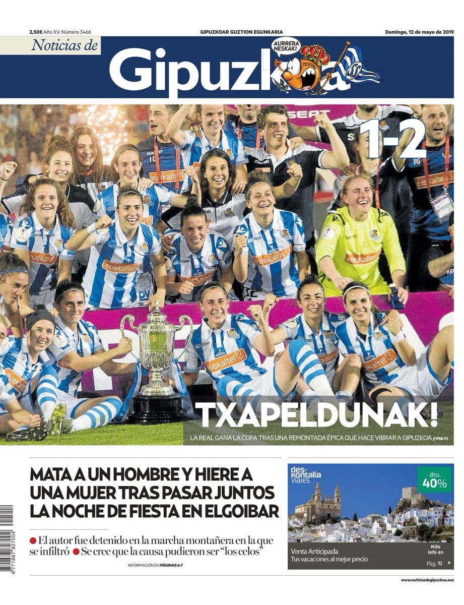 Noticias Gipuzkoa