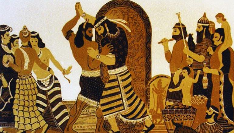 Gilgamesh eta uholde handia
