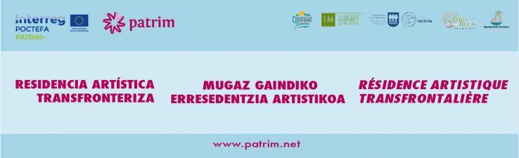 Badakizkigu jada PATRIM+mugaz gaindiko erresidentzia burutzeko hautatutako artistak