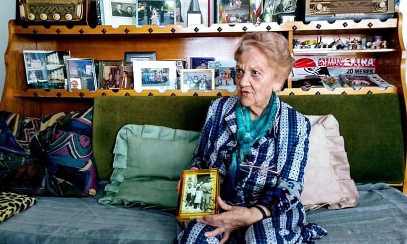 Carmen Garcia Pellon nafarra bakarrik epaitegietan