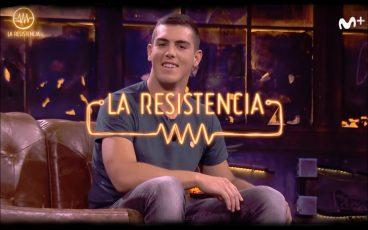 Iker Vicente La Resistencia saioan
