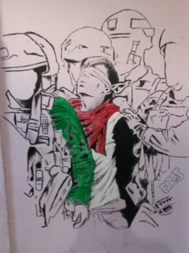 Palestinako brigada mixtoaren bigarren kronika