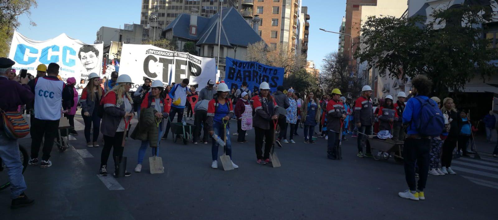 San Cayetano, mobilizazio eguna (Argentina eta Uruguiako brigadaren 3. kronika)