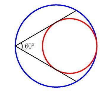 [Buru Ariketa] Zein da zirkulu txikiaren azalera?