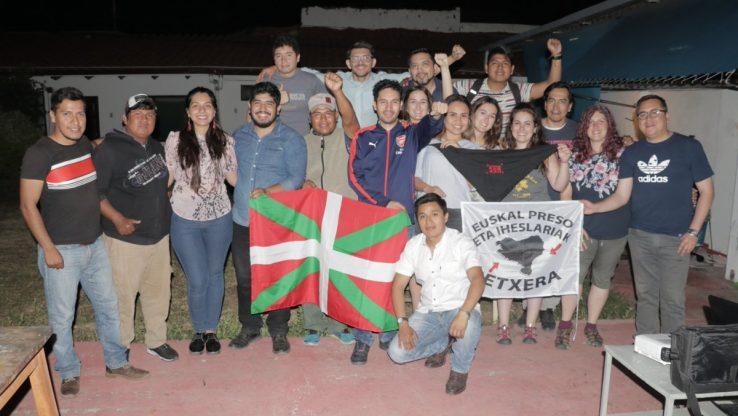 Sua (Boliviako brigadaren azken kronika)