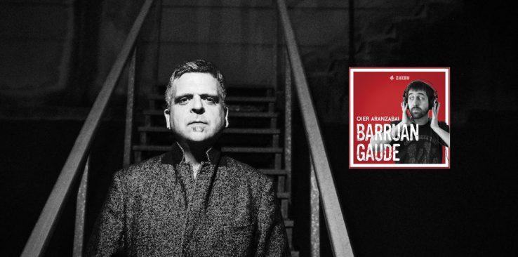 [Barruan Gaude] Rafa Rueda, akorde minor baten ostean