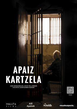 """Zamorako espetxean preso egondako apaizak omenduko dituzte Irudienean, """"Apaiz-kartzela""""-ren proiekzioarekin"""