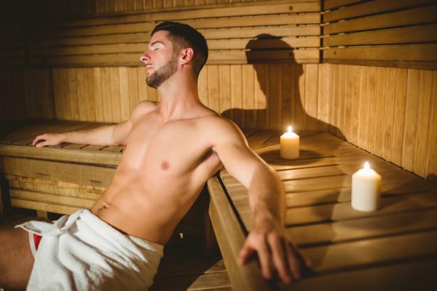 Zure lehen esperientzia al da gay sauna batean? Jarraitu aholku hauek