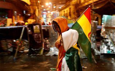 Boliviako Estatu kolpearen aurrean