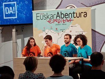 Badator EuskarAbentura 2020!