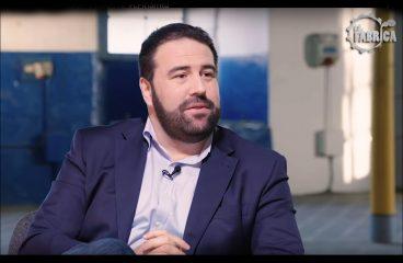Jon Iñarritu Gabriel Rufianen La Fabrika saioan