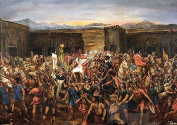 Atahualparen azkena