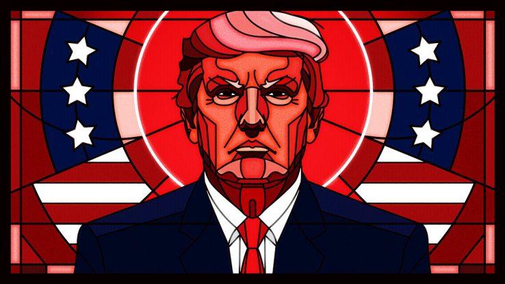 Jainkoaren izen berria: Trump
