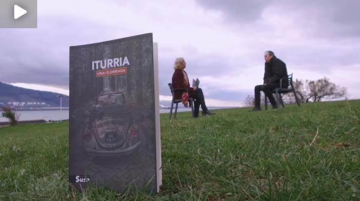 Arte[faktua] 70: Unai Elorriaga, Iturria, Josu Larrañaga, José Luis Padrón