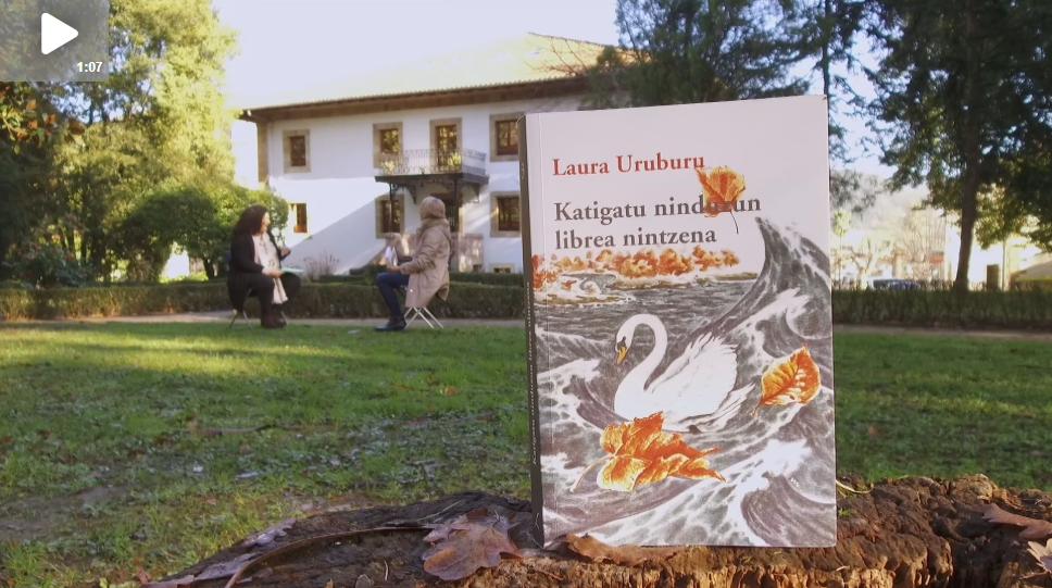 Arte[faktua] 73: Laura Uruburu, Katigatu ninduzun librea nintzena, Onintza Enbeita, Bea Salaberri
