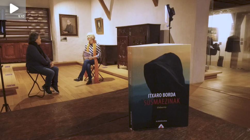 Arte[faktua] 75: Itxaro Borda, Susmaezinak, Luzien Etxezaharreta, Lucía Baskaran