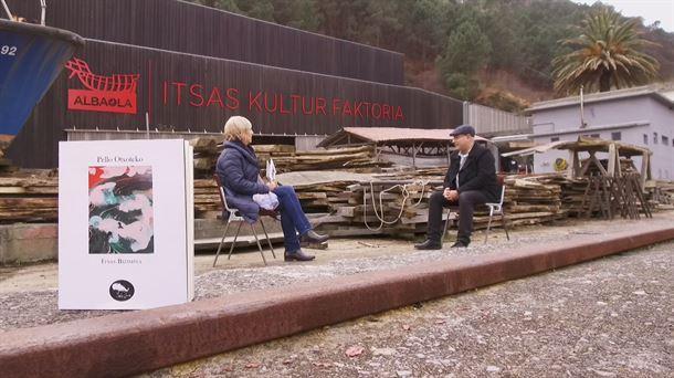 Arte[faktua] 76: Pello Otxoteko, Itsas bizimina, Karlos Zabala, Ylenia Benito