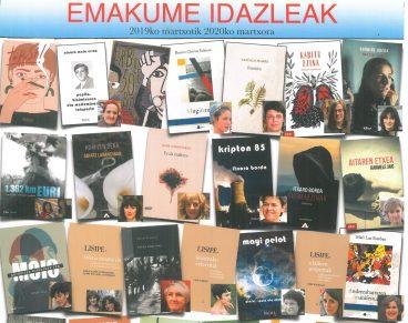 Euskal emakume idazlea: Eragile eta sortzaile (1)