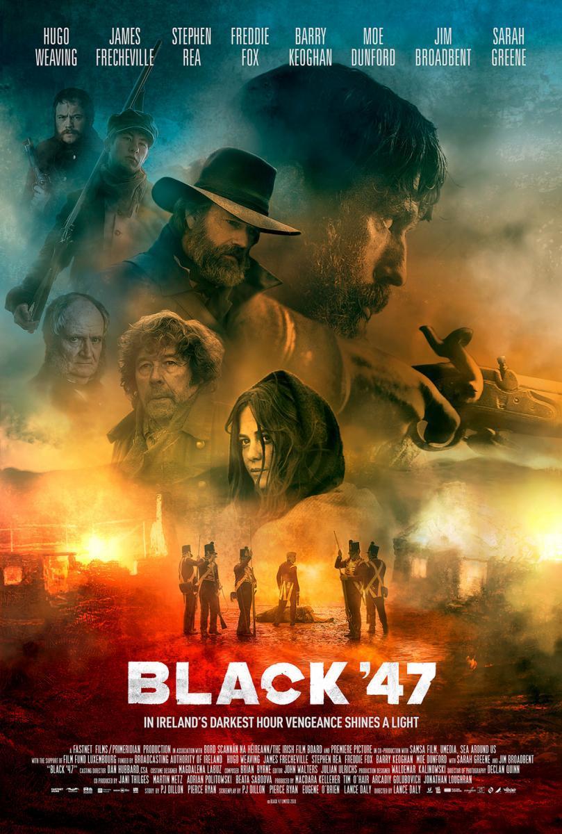 Black 47 eta gaelikoa