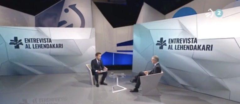 """Menpekotasunean hezi (4): """"entrevista al Lehendakari"""""""