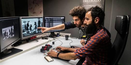 """Ivan Miñambres: """"Animazioa teknika bat da; era guztietako gaiak jorratzen dituzten filmak egin ditzakegu, ez soilik haurrentzat"""""""