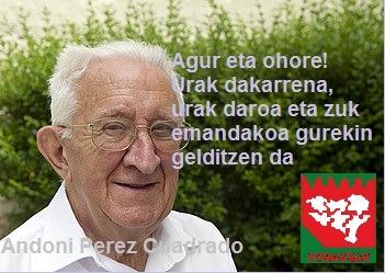 Andoni Perez Cuadrado joan zaigu
