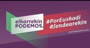 Euskara alderdien hauteskunde-programetan: Elkarrekin-Podemos