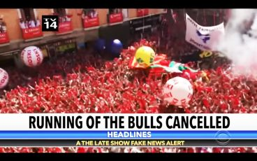 Spain's Running Of The Bulls Should Be Held Over Zoom