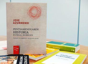 EHko pentsamenduaren 15 mendetako historia aztertu du Joxe Azurmendik