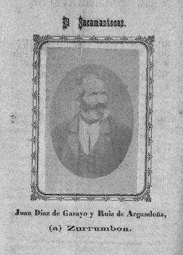 [Euskal gaizkileak] Sacamantecas edo Zurrunbon: Juan Diaz de Garaio