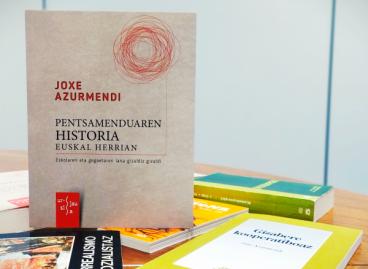 Pentsamenduaren historia Euskal Herrian. Joxe Azurmendi. Jakin. EHU