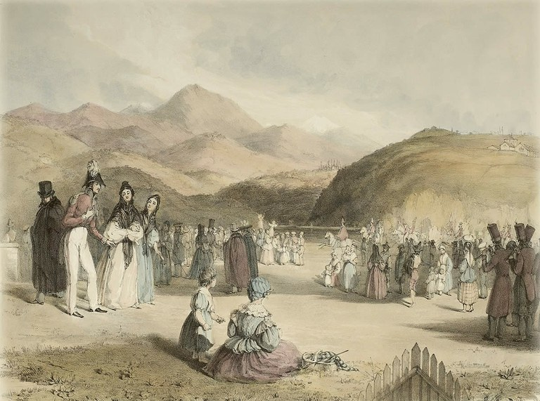 Zumalakarregik soldaduak jota dantzatzen jarri zituenekoa Dembowskiren 1840ko kronikan (II)