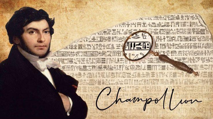 [Paperezko Itsasoa #podcast] Champollion eta Rosettako Harria