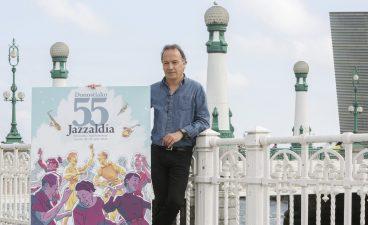 """Iñaki Salvador: """"Jazzaldirik gabe akaso ez nintzateke musikaria"""""""