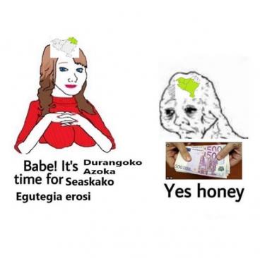 Euskara eta euskal memegintza (Instagramean)
