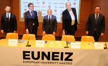 European University Gasteiz (EUNEIZ): beste urrats bat Unibertsitatearen pribatizazioaren bidean