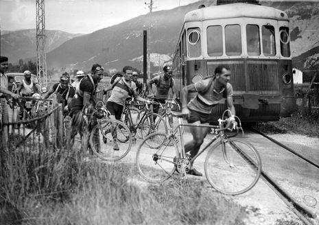 Euskal txirrindulariak Frantziako Tourrean