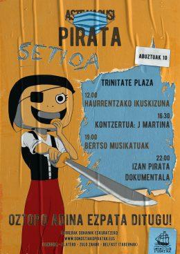 Pirata Setioa 2020
