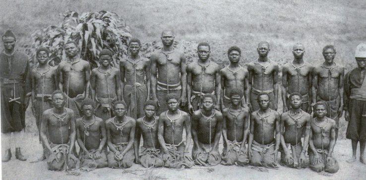 [Paperezko Itsasoa #Podcast] Afrikaren banaketa eta Kongoko genozidioa