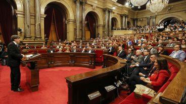Carles Puigdemont: Independentzia aldarrikatu ez izanaren damua