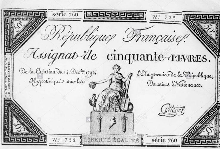 [Uztaritze Iraultza Garaian XXVI] Udalerriko finantziak, 1796ko kontribuzioak