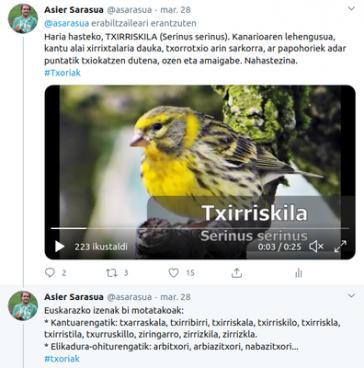 https://eibar.org/blogak/sarasua/euskal-herriko-txori-batzuen-kantuak-eta-izenak-txoriatxio-traolarekin