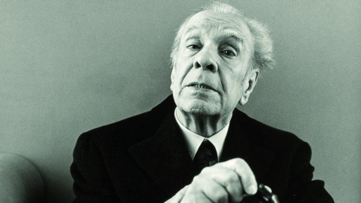 Idazle guztiok jotzen dugu Borges izatera