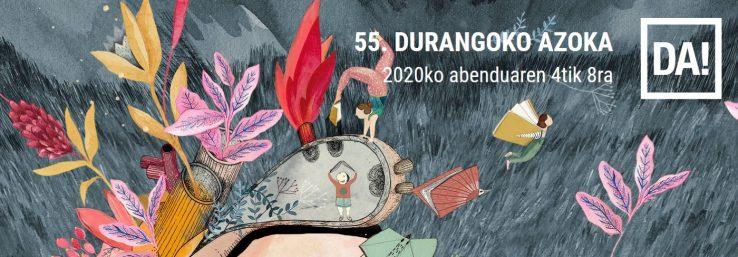 """Durangoko Azokako 55. edizioa Euskal Herrira zabalduko da, """"Zu non, han DA!"""" egitasmoaren bidez"""