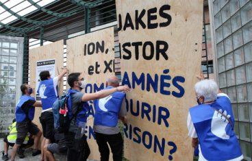 Xistor Haranbururen askatasun eskaera onartu du Parisko Dei Auzitegiak